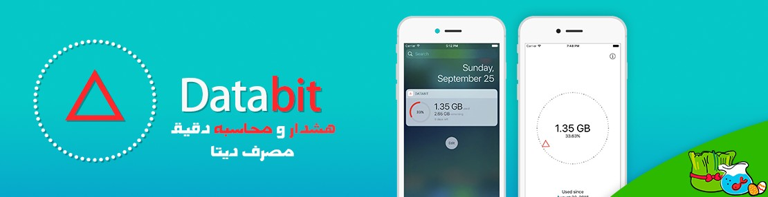 Databit: Data usage manager