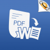 PDF to Word Pro - Convert PDF to word doc, PDF to Word converter by Flyingbee